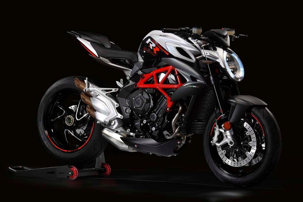 Gone Riding: MV Agusta Brutale 800 RR